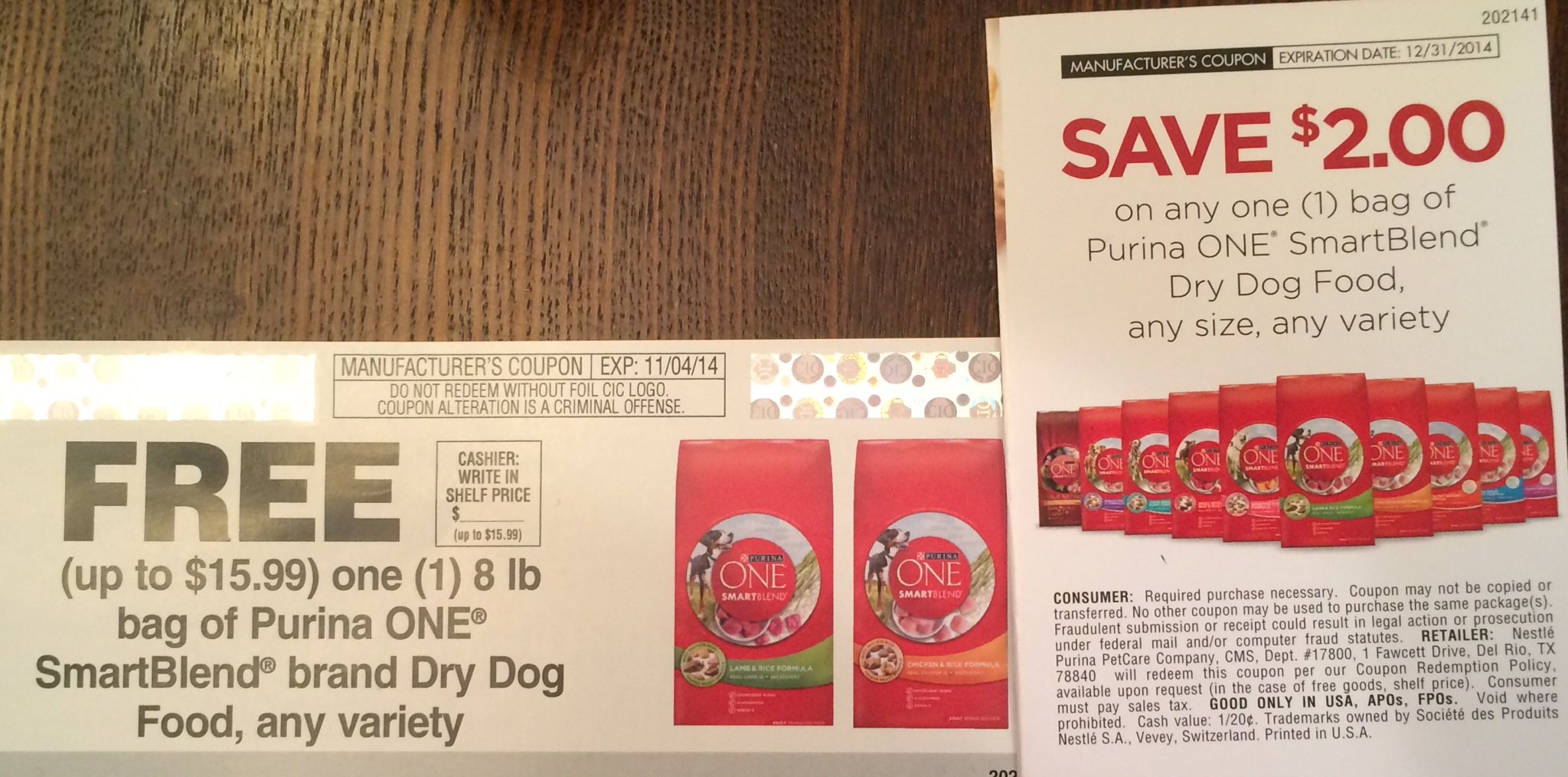 Purina one coupons 2019