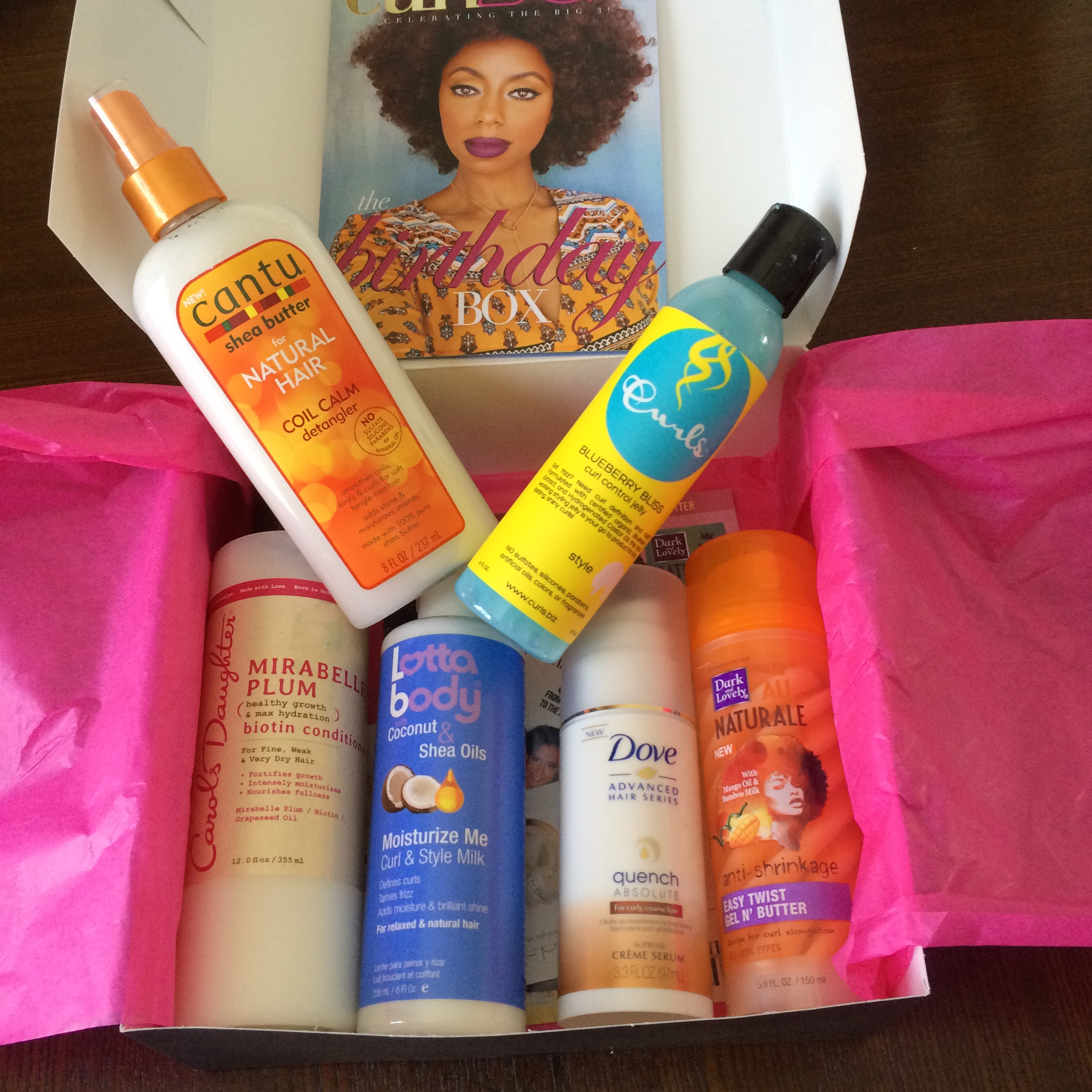"Curlbox February 2015 Subscription Box Review – ""Attention Hair ..."