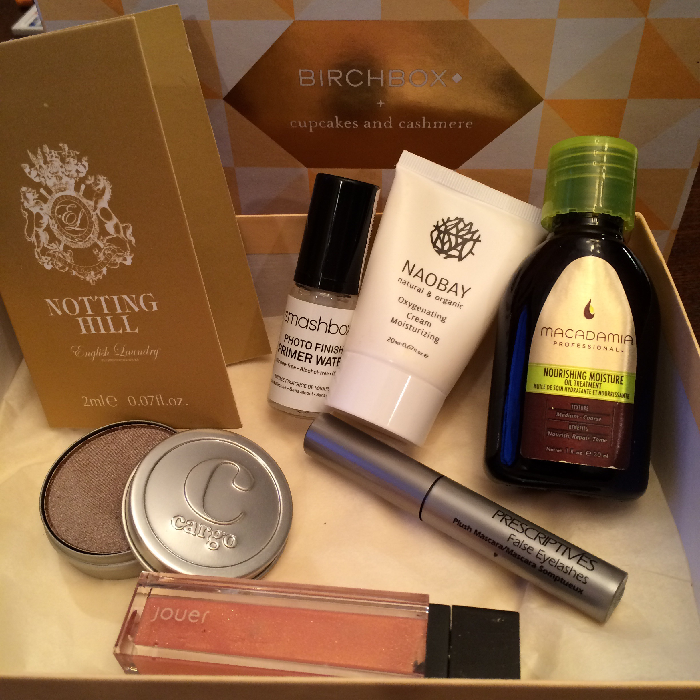 Birchbox May 2015 Subscription Box #2 Full Size Product Upgrade ...