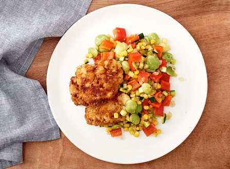menu_small_Skillet-Fried_Chicken_with_Corn_and_Lima_Bean_Succotash_THUMB