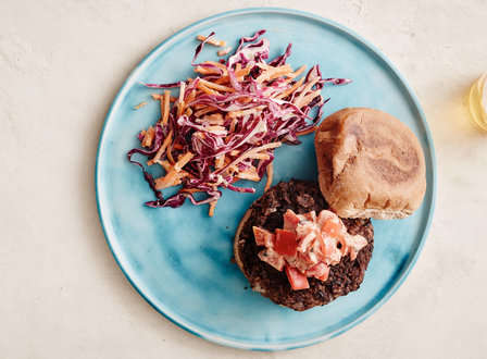 menu_small_Black_Bean_Burgers_with_Roasted_Red_Pepper_Spread_and_Cabbage_Slaw_THUMB